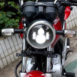 bobber headlight