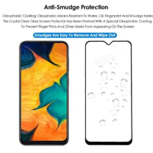 M31 Tempered Glass