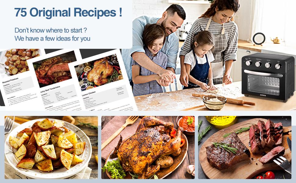 75 Original Recipes