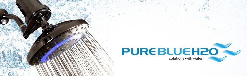 Logo and Showerhead