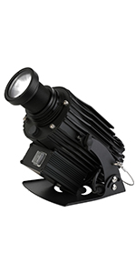 40w gobo light projector outdoor