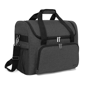 Airbrushing carrying bag tote bag, bag for airbrush system kit, airbrush compressor storage bag