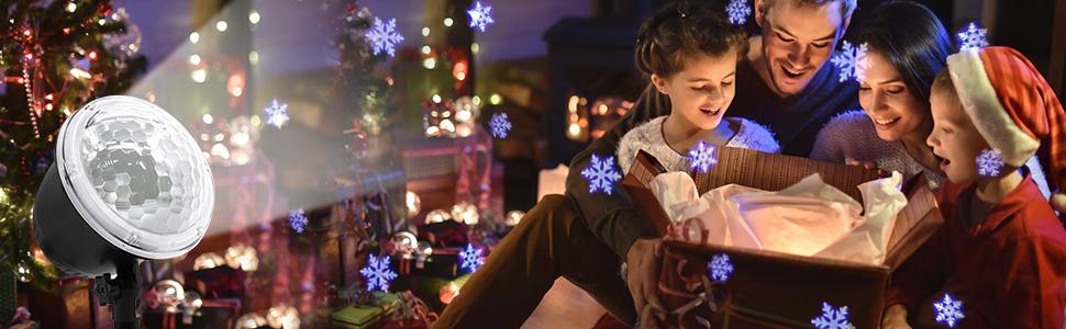 Light for Christmas gifts
