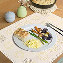 Table Placemat xxl large pastry mat