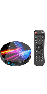 Bqeel R1 pro android tv box 9.0