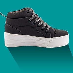 Women Grey Sneaker Shoes