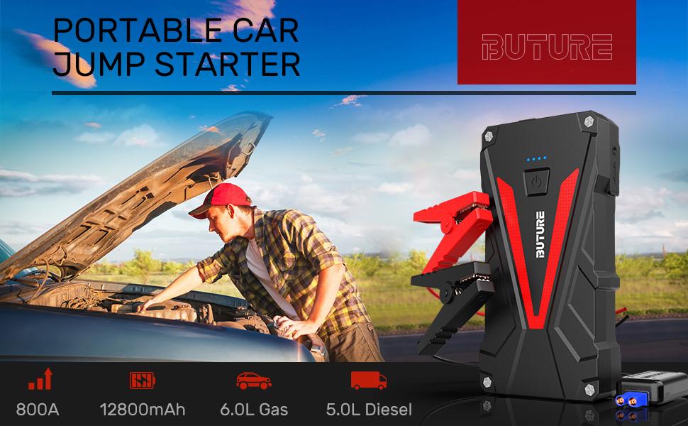 car battery starter