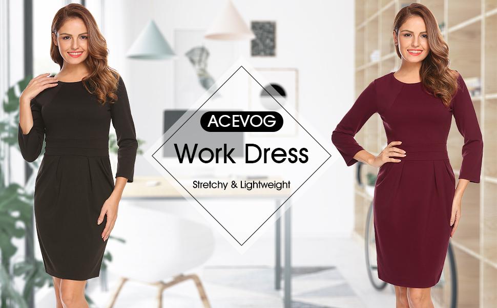 working dress
