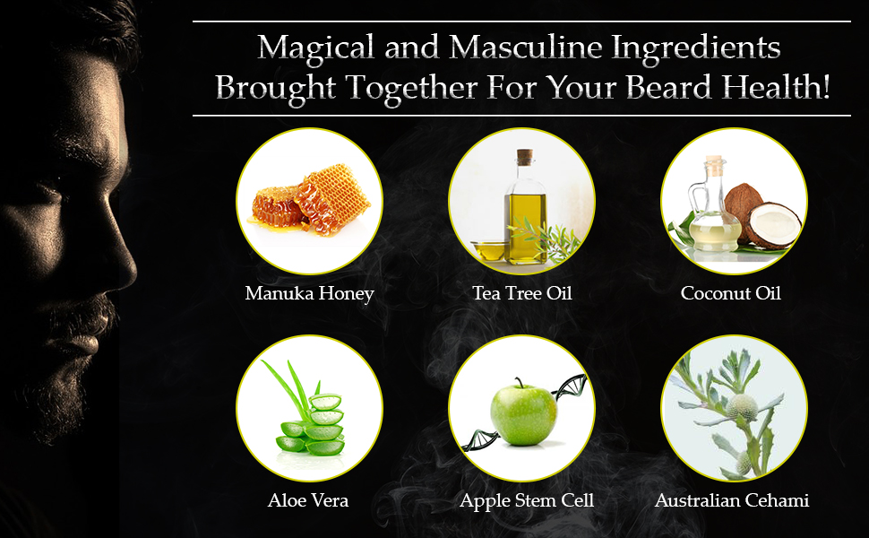 dandy beard shampoo and conditioner ingredients