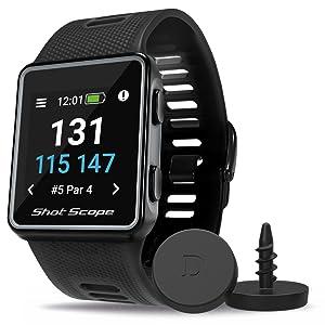 Shot Scope V3 GPS Tracking Watch