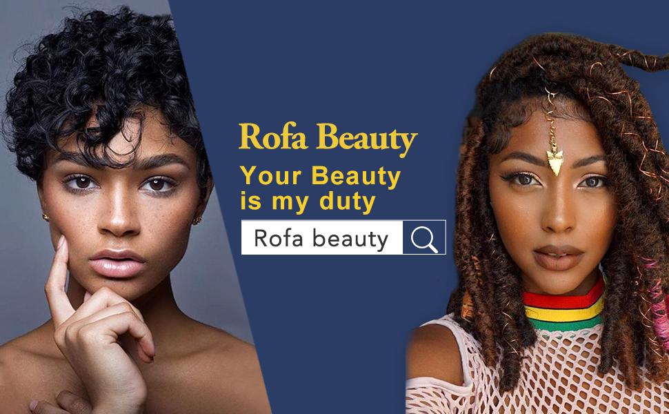 Blonde Wig for Women Rofa Beauty