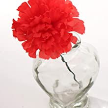 Faux Carnations for Event, Home, and Office Decor
