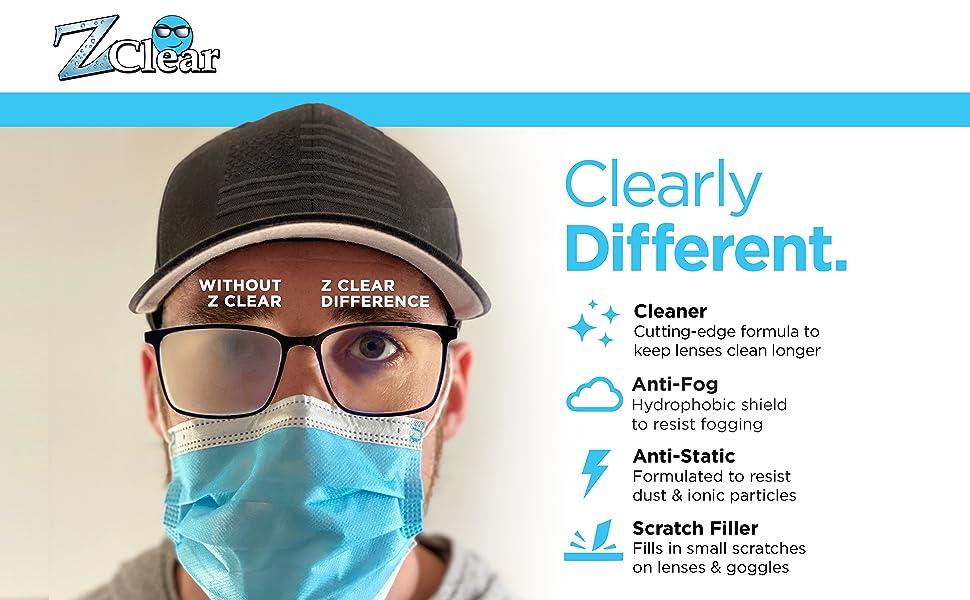 glasses defogger defogger for eyeglasses when wearing mask lens wipes glasses cleaner eyeglass