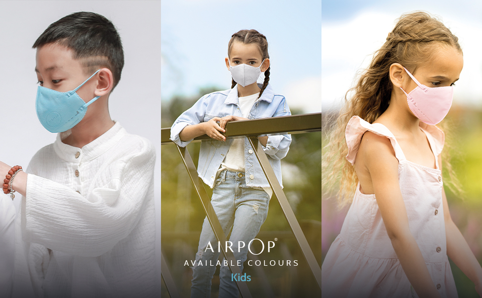 AIRPOP, face masks, masks, protective masks, face protection, air wearables