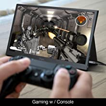 Console Gameplay