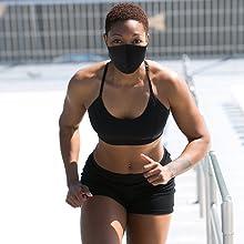 running and outdoor activities