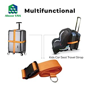 travel strap for car seat