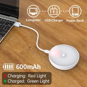USB Rechargeable Lot de 6 Lampes