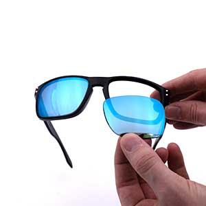 Apex replacement lenses for polarized sunglasses