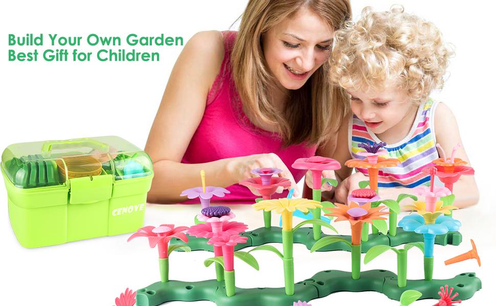 build your own garden best gift for children