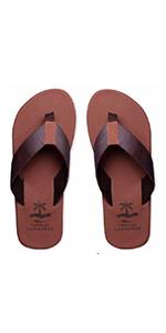 sandal men beach caribbean