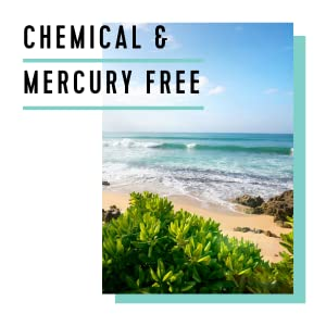 Chemical and Mercury Free No Hexane Algal Oil DHA