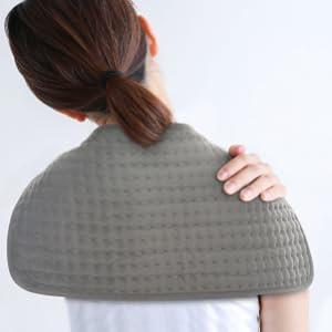 Werkt verzachtend bij rug- en nekpijn