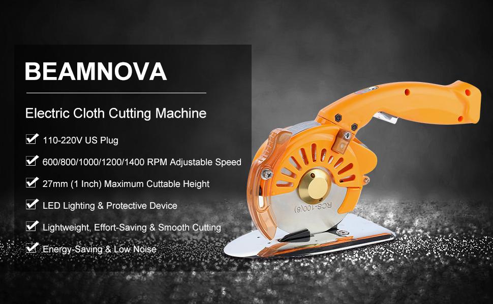 cloth cutter machine