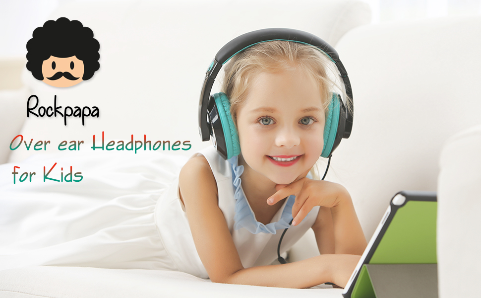 rock papa headphones for kids