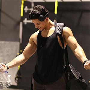Men's gym tank tops