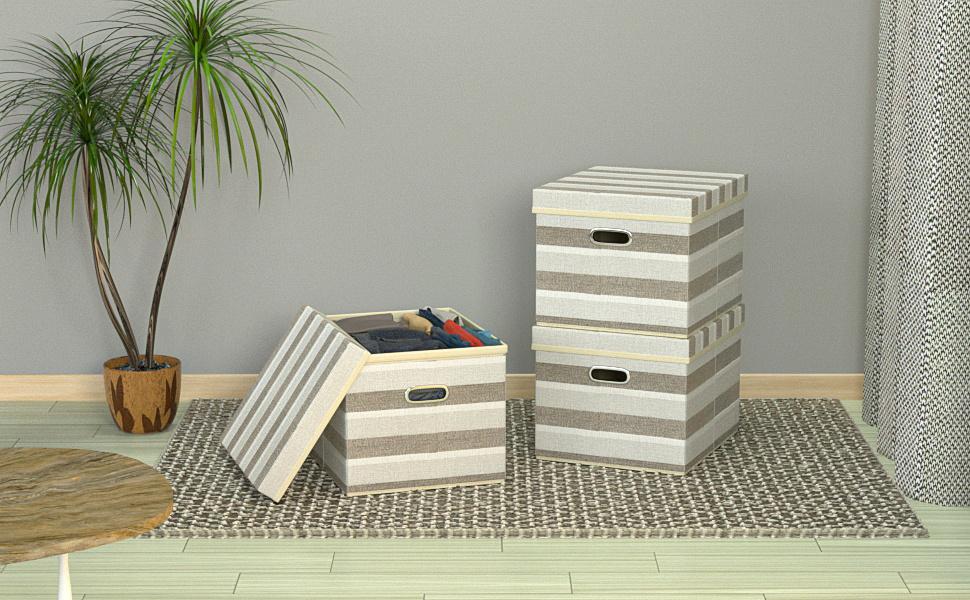 Huolewa storage bins