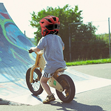 full face bicycle helmet