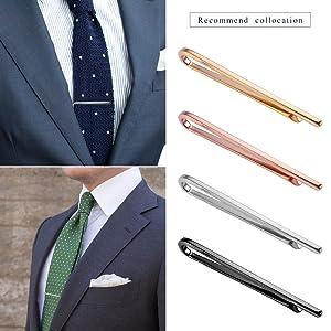 tie clips for men