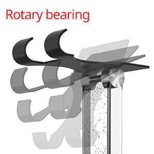 Flexible Rotary bearing