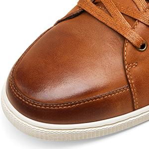 brown sneakers for men