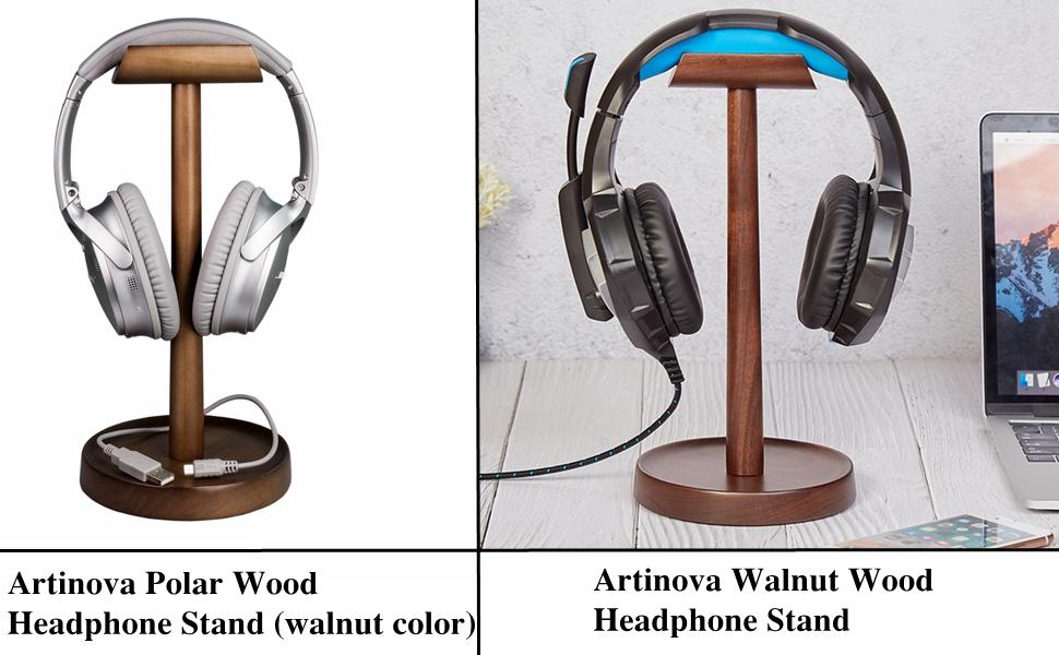 artinova headphone stand