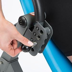 skandika Gravity Coach - Tabla de inversión - Plegable - Reduce el ...