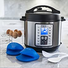 Air Fryer Instant Pot
