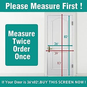 measure your door