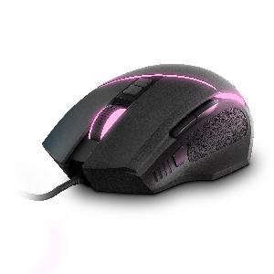 ratón pc, ratón ordenador, ratón gaming, ratón gaming pc, ratón luz RGB, ratón gaming 6400 DPI