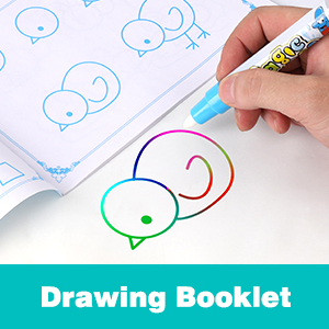 Drawing Booklet