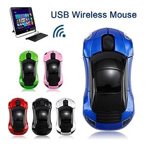 car shape mouse