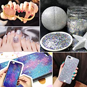 Craft Glitter in Our Daily Life