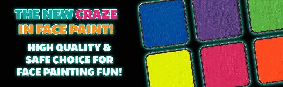 Kraze FX face paint
