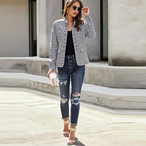 women blazer suit