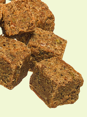 Redbarn Pet Products Dog Food Rolled Grain Free Chicken Beef superfood