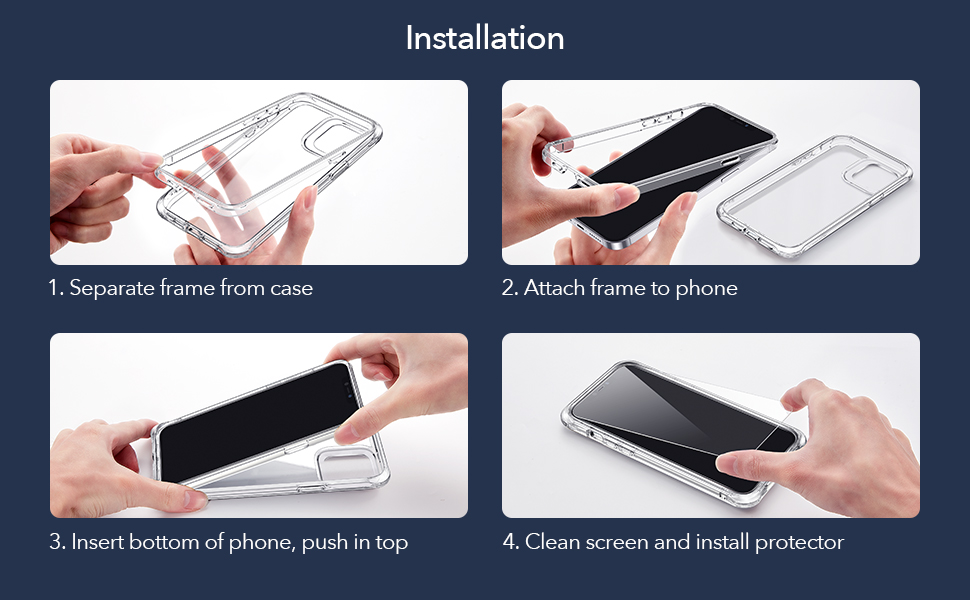 ESR Tough Case for iPhone 12 Pro Max