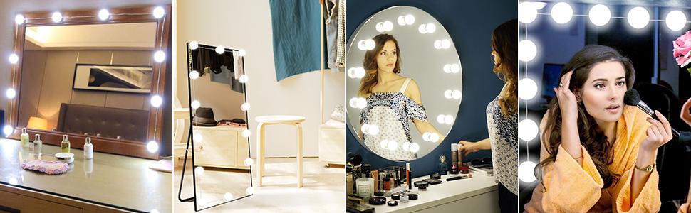 Vanity Makeup Light