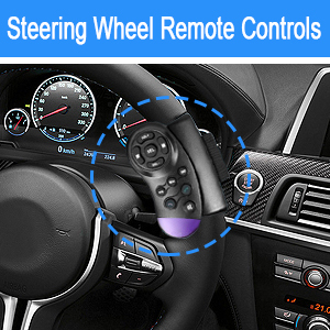 steering wheel remote control