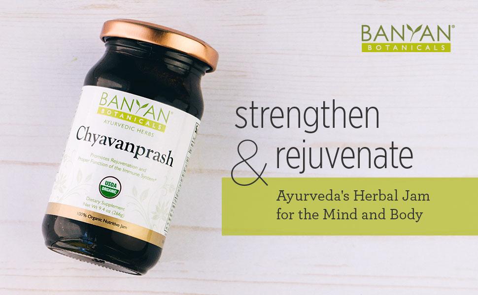 Banyan Botanicals Chyavanprash